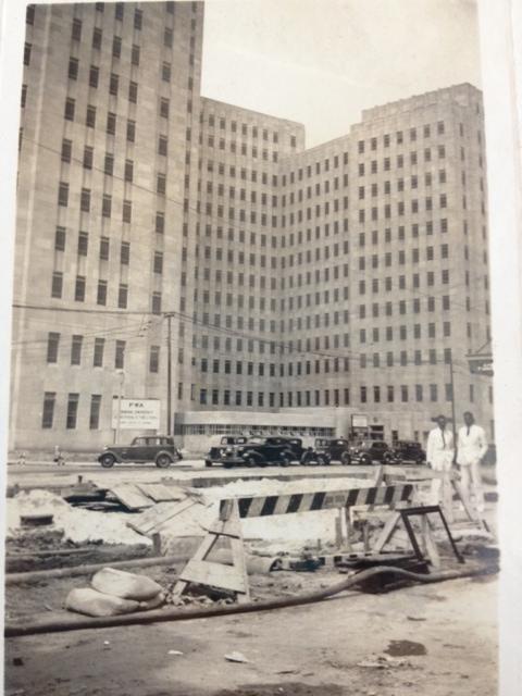 Charity Hospital, 1939