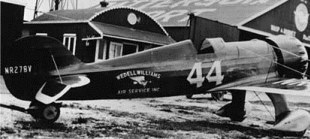 Jimmie Wedell's Record-Breaking #44