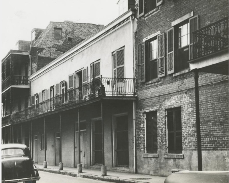 534 Madison St., c. 1940s-1950s