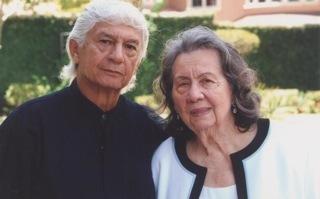 James Rachal and Sister, 2009