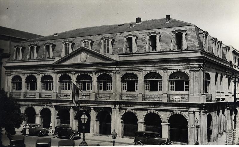 Presbytere, 1930s