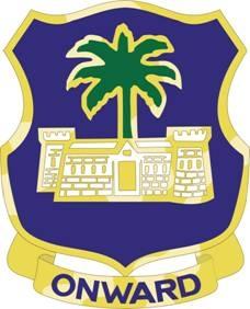 25th Infantry Regiment, Distinctive Unit Insignia