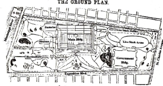 The ground plan