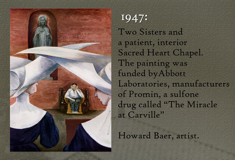 Sacred Heart Chapel.&lt;br /&gt;<br />
