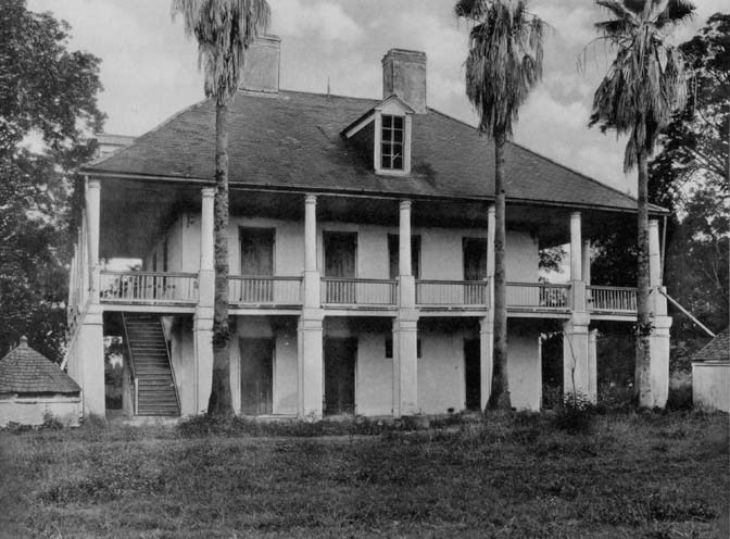 Jackson Barracks 1920's