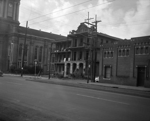 St. John the Baptist Church, Dryades Street, circa mid-1950s
