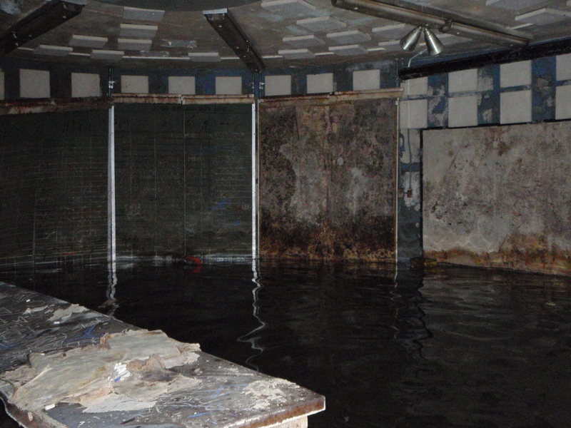 Post-Katrina conditions