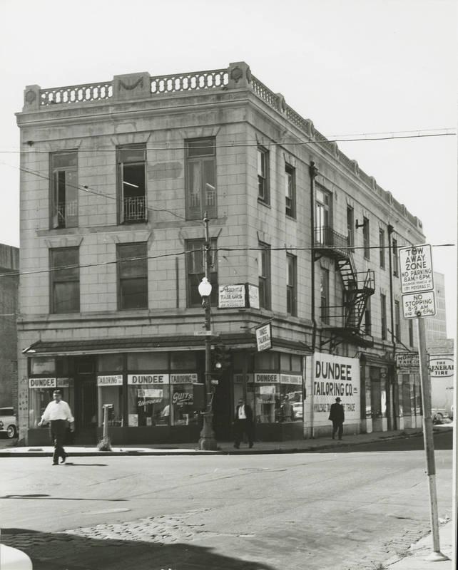 Eagle Saloon Building