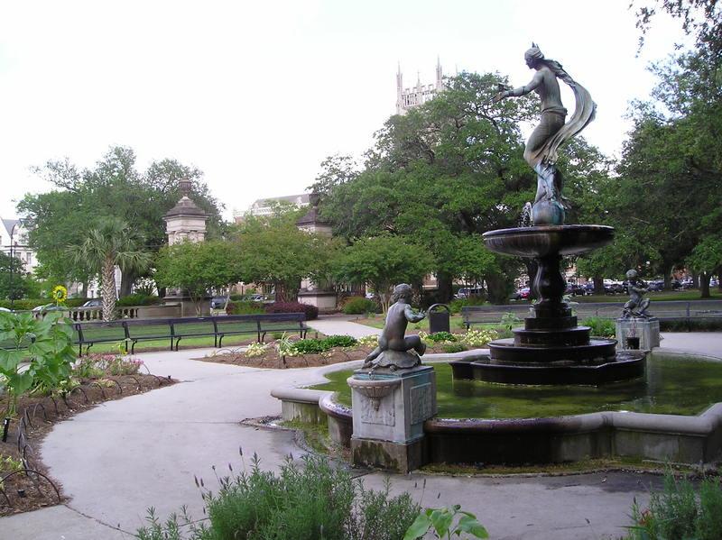 Gumble fountain