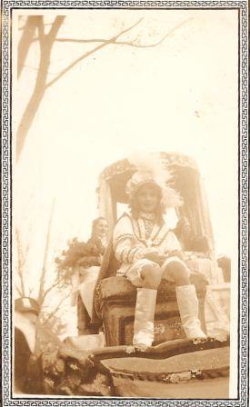 Page, Krewe of Carrollton, 1936