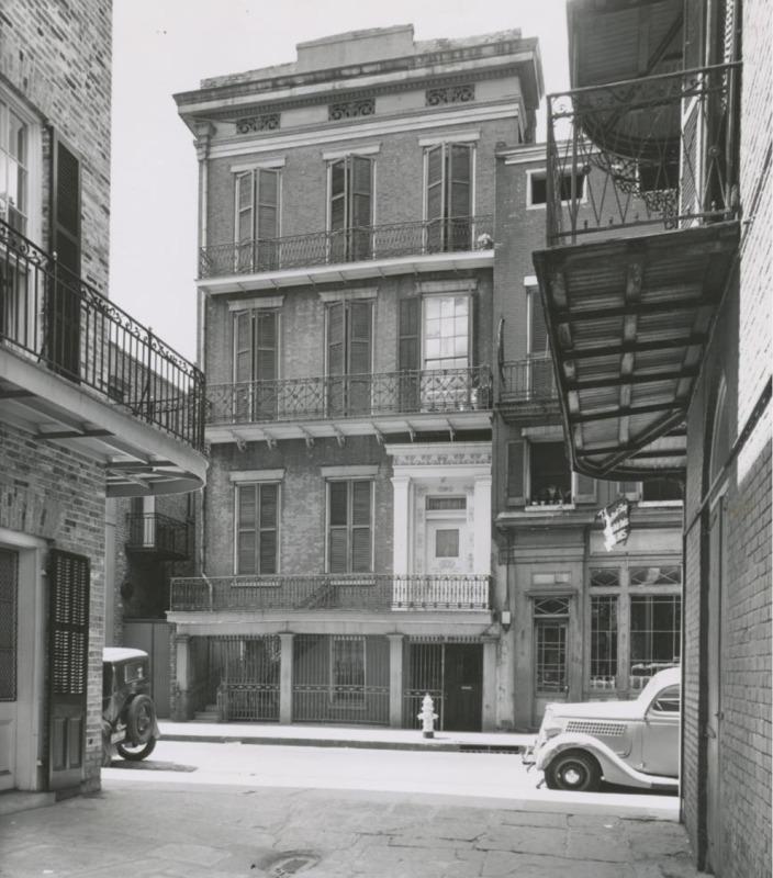 Le Petit Salon, c. 1937