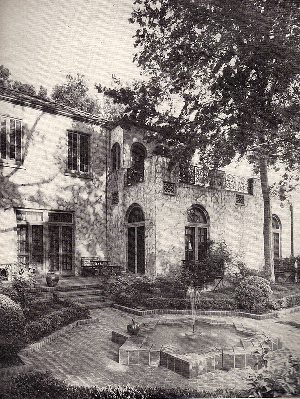 Senior Patio, 1948