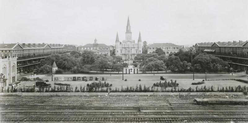 Artillery Park, 1939