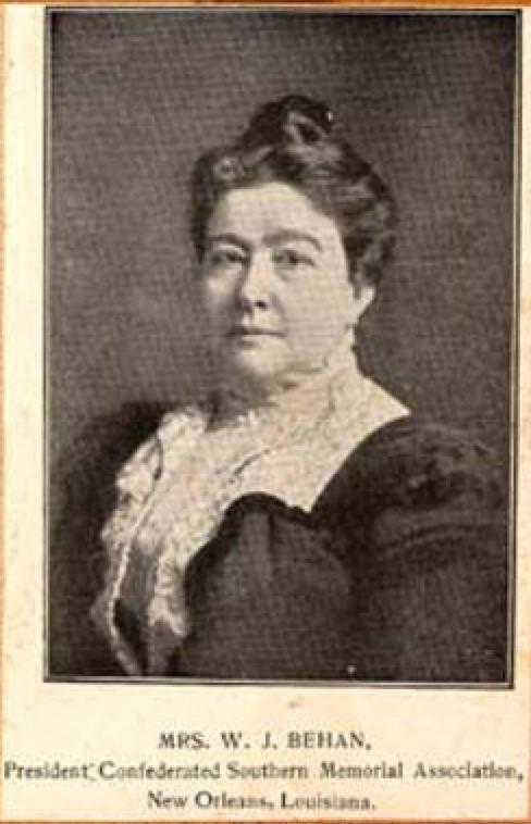 Mrs. William J. Behan