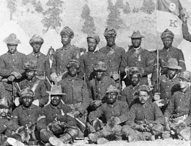 Company K, 9th Cavalry