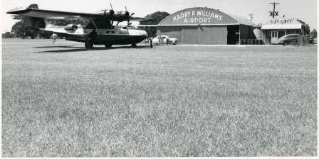 The Harry P. Williams Memorial Airport