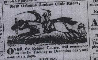 New Orleans Jockey Club 1837