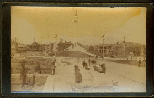 Lee Circle, 1890
