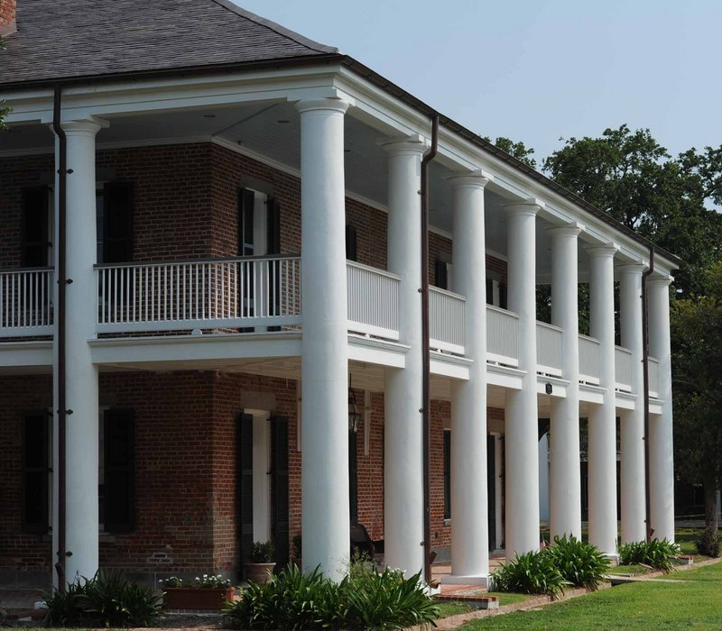 Historic Garrison Officers Quarters today