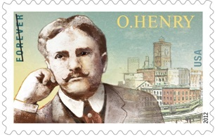 O. Henry Commemorative Stamp