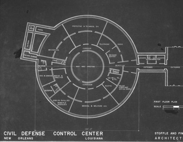 First Floor Blueprints