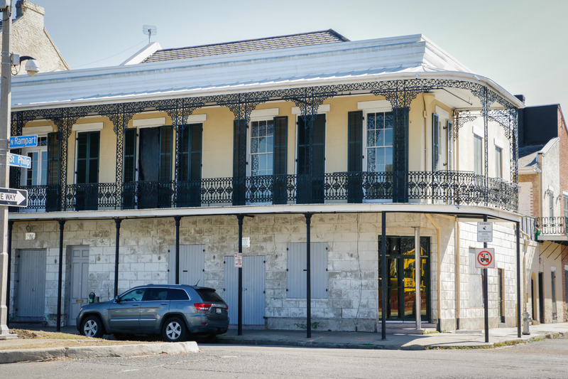 """1000 Rampart Street, New Orleans, """