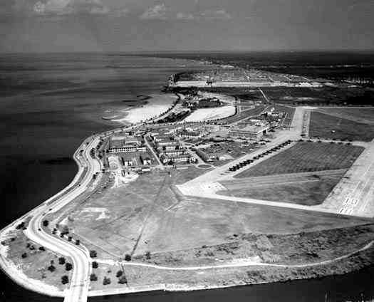 US Naval Air Station, 1948
