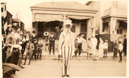 Krewe of Carrollton, 1936