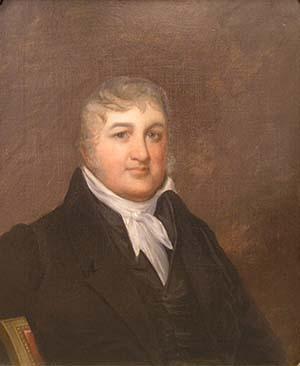 Judge George Mathews