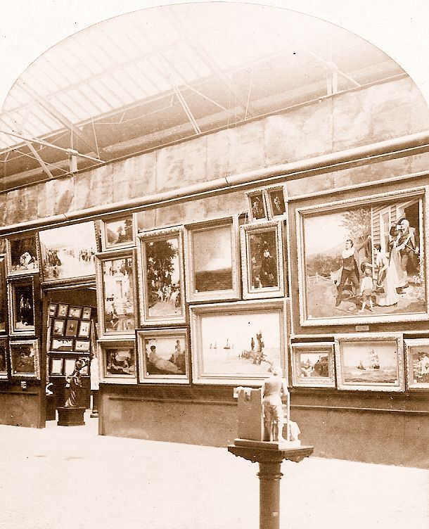 Main Gallery, Art Hall.