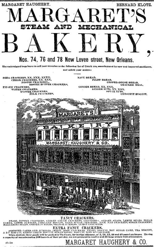 Margaret's Bakery, 1879
