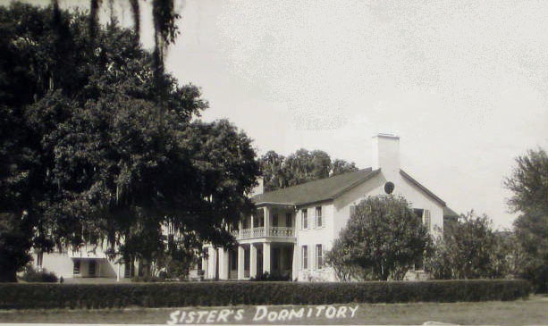 Dormitory built for the Daughters of Charity at the National Leprosarium, US Marine Hospital, Carville, LA , in 1940.&lt;br /&gt;<br />