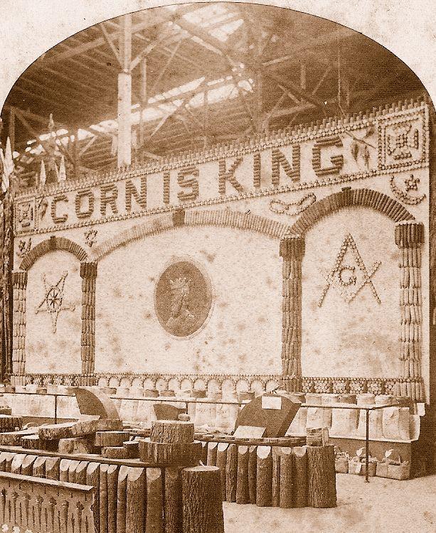 Nebraska's Corn is King Exhibit