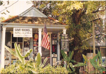 Used and Rare Book shop