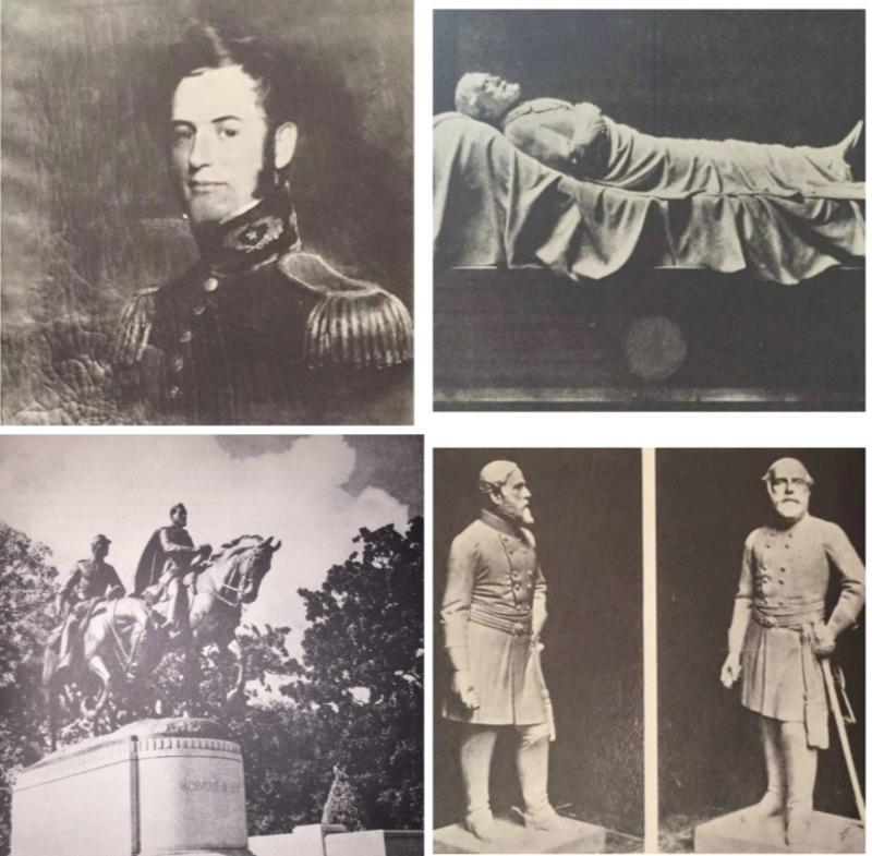 Depictions of Robert E. Lee