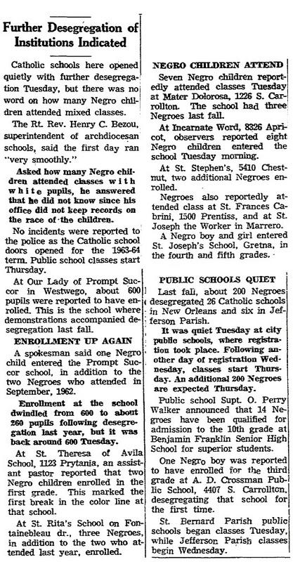 Public Schools Quiet, Registration Moves Forward