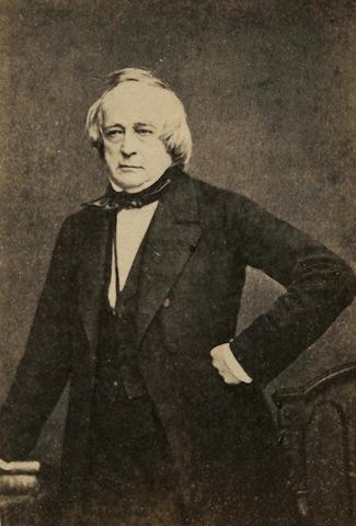John Slidell, Jockey Club Vice President