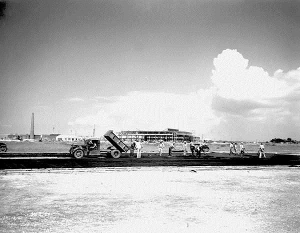 Lakefront Naval Air Base, circa July 1941