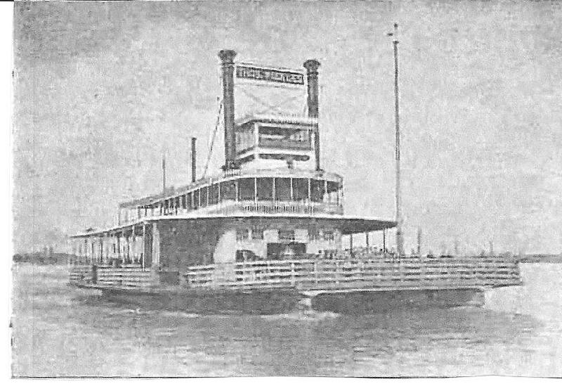 Ferry boat Thomas Pickles
