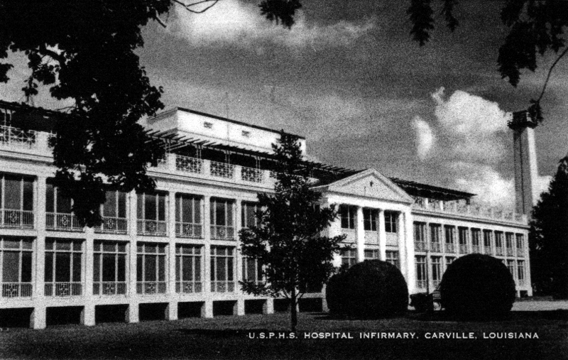 Infirmary completed in 1934. &lt;br /&gt;<br />