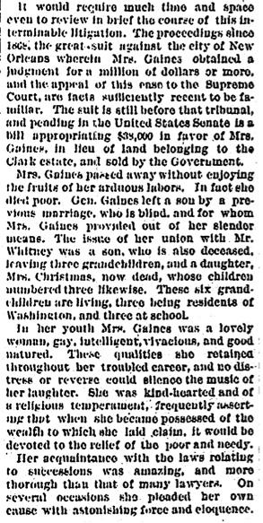 Obituary (2 of 2)