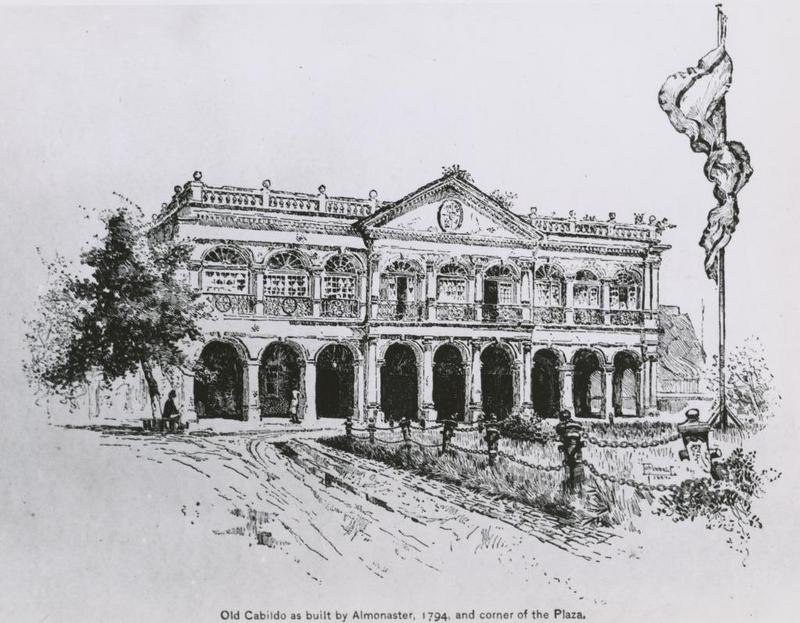 Cabildo, 1794