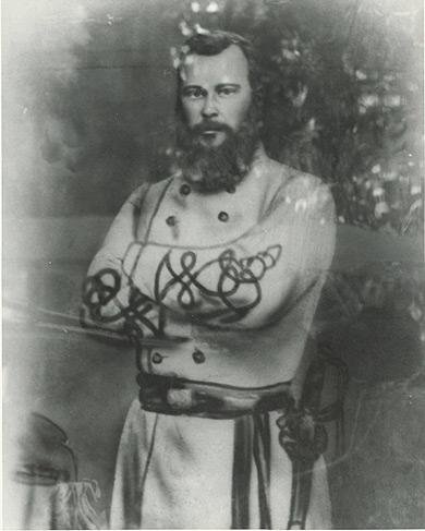 Brigadier General Alfred Mouton
