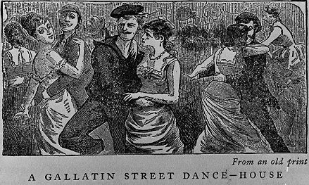 Gallatin Street Dance-House