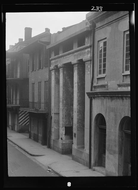 Arsenal Building, 1920