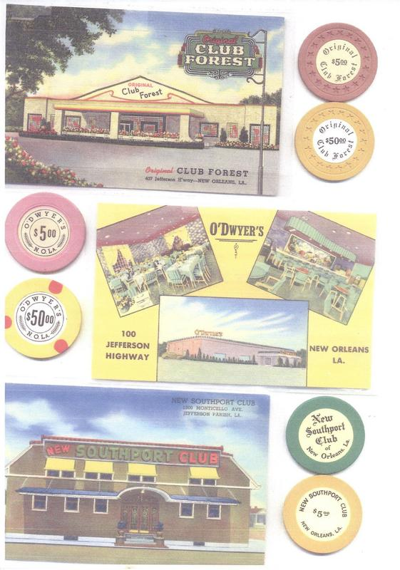 O'Dwyer's: Postcards and Chips
