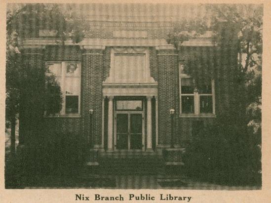 Carrollton Centennial History, 1945, Edgar Perilloux