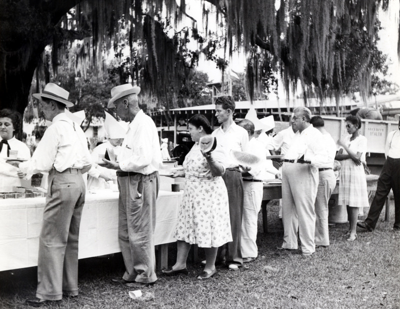 4th of July Picnic, National Leprosarium, Carville, Louisiana