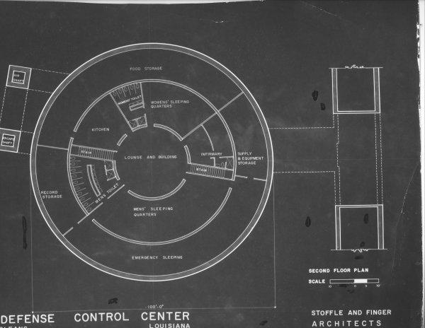 Second Floor, Blueprints