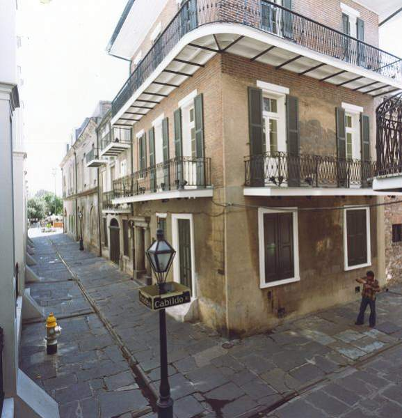 Creole House, 616 Pirate's Alley